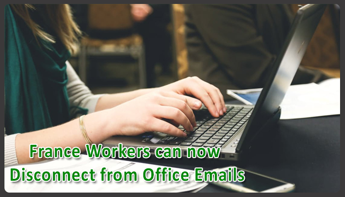 france workers can now disconnect from office emails