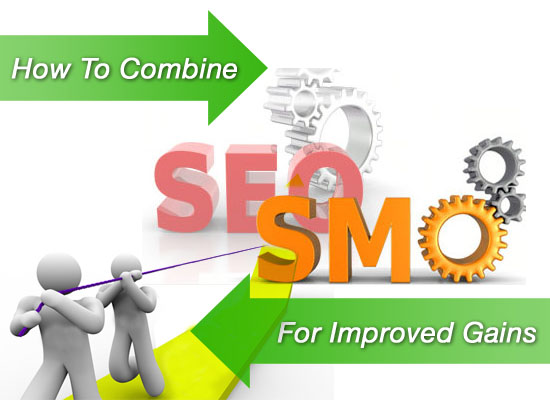how to combine seo smo