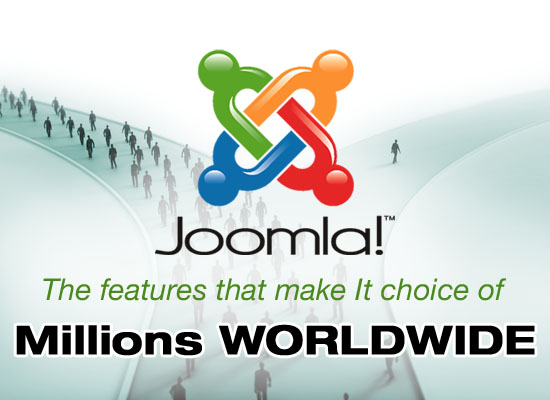 joomla the features