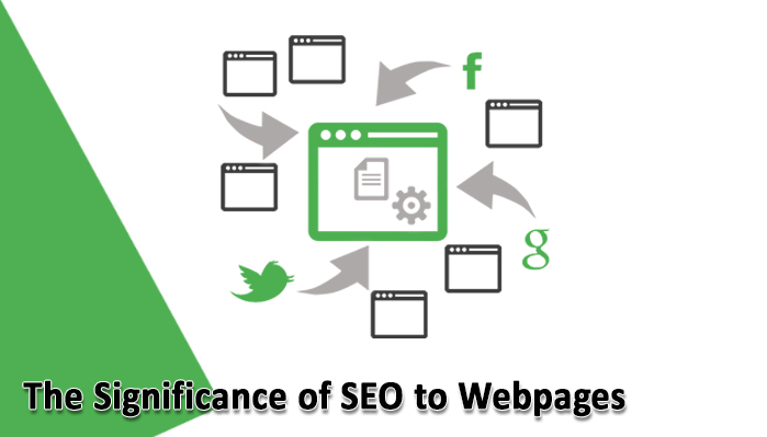 the significance of seo to webpages